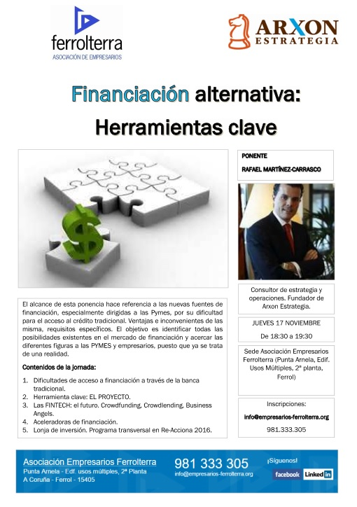 NUEVAJornada financion alternativa